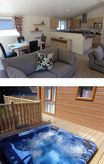 Dollar Riverside Lodges For Hire