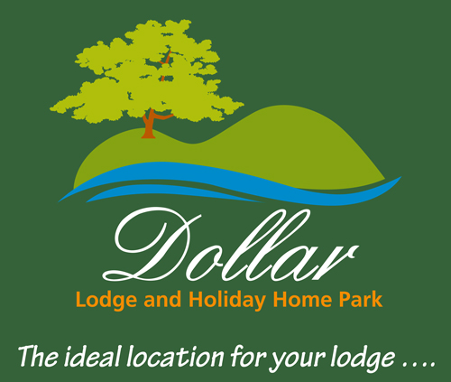 Dollar Riverside Lodges Logo