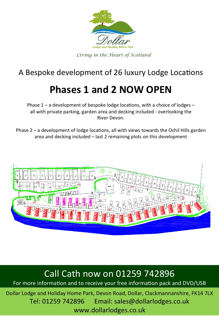 Dollar Lodges Phase 1 and 2 New Development
